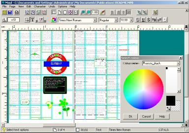Click to view Maul Publisher 2.28 screenshot
